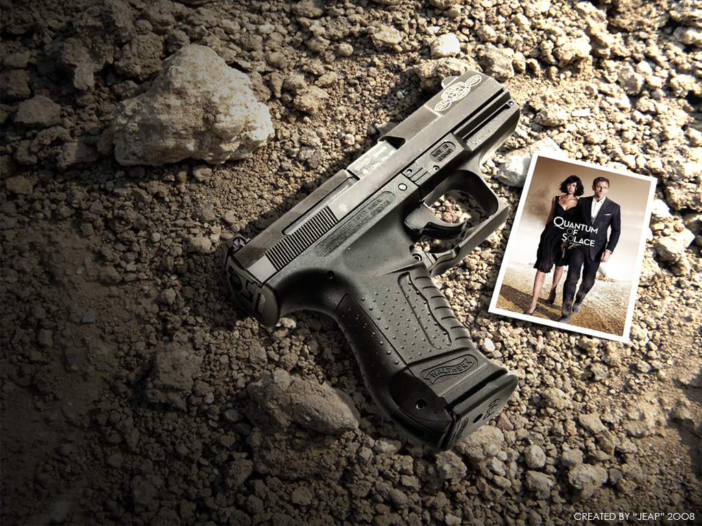 Walther P99 Wallpaper by james bond 1024x768