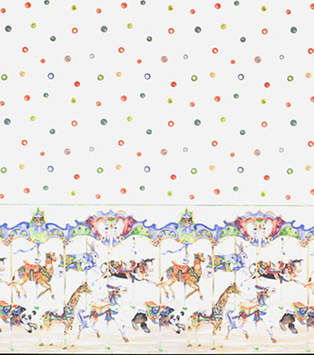 Dollhouse Wallpaper Borders 2 442x500
