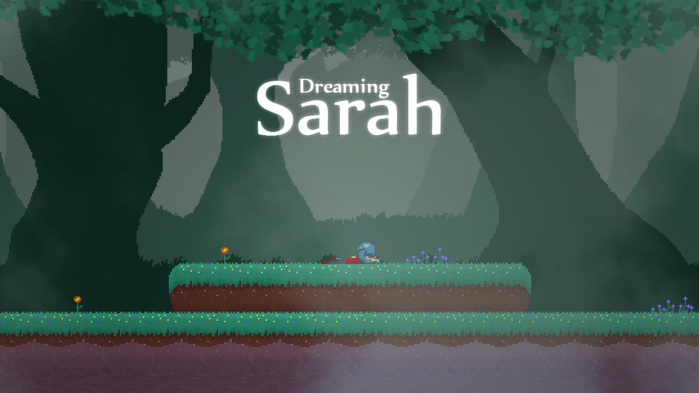 Dreaming Sarah 2015 promotional art   MobyGames 1366x768
