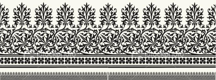 gothic border image search results 732x271