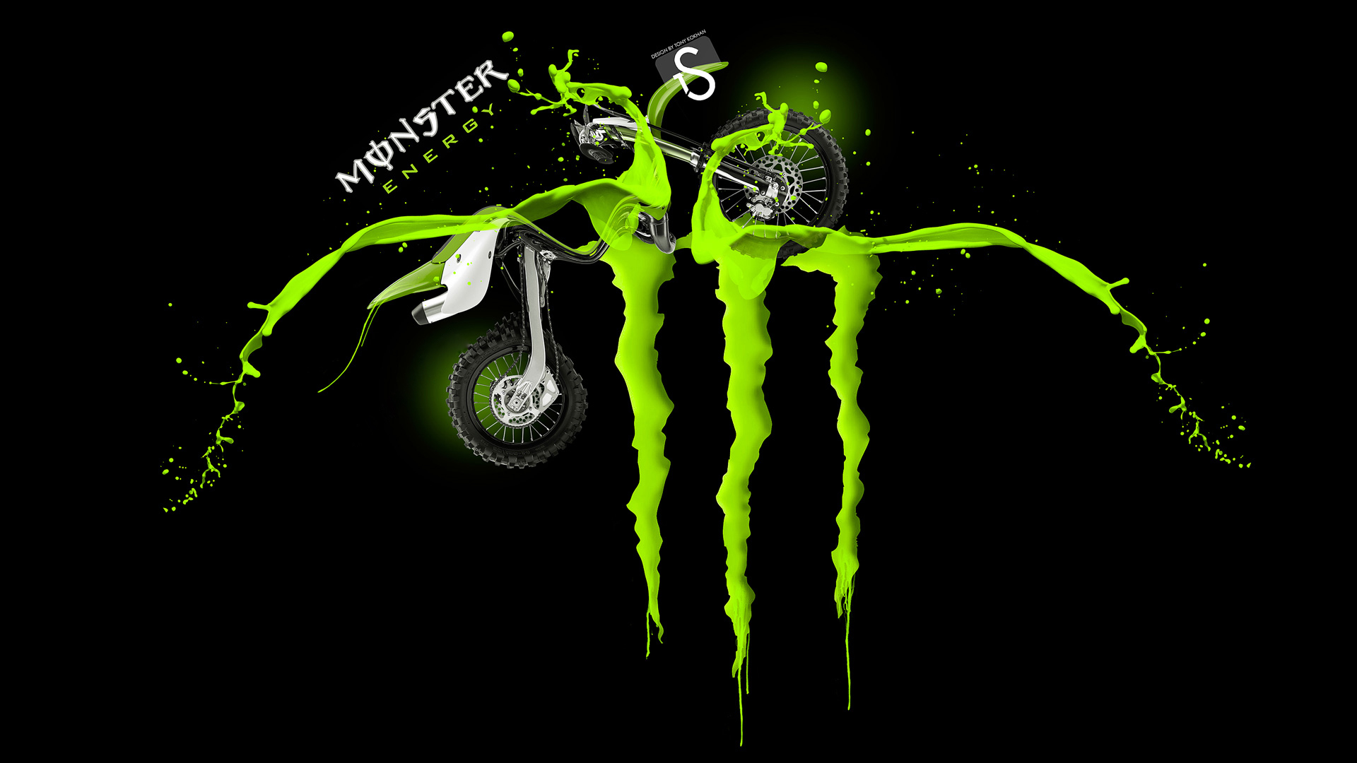 Monster Energy Wallpaper HD 1920x1080