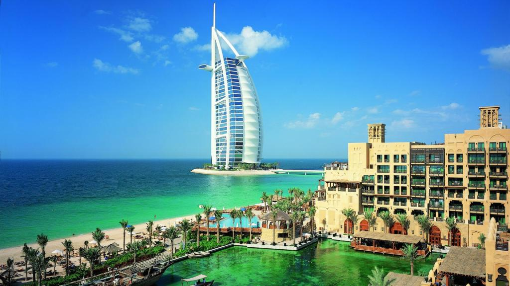 Historical Place In Dubai HD Wallpaper  Download 1024x576