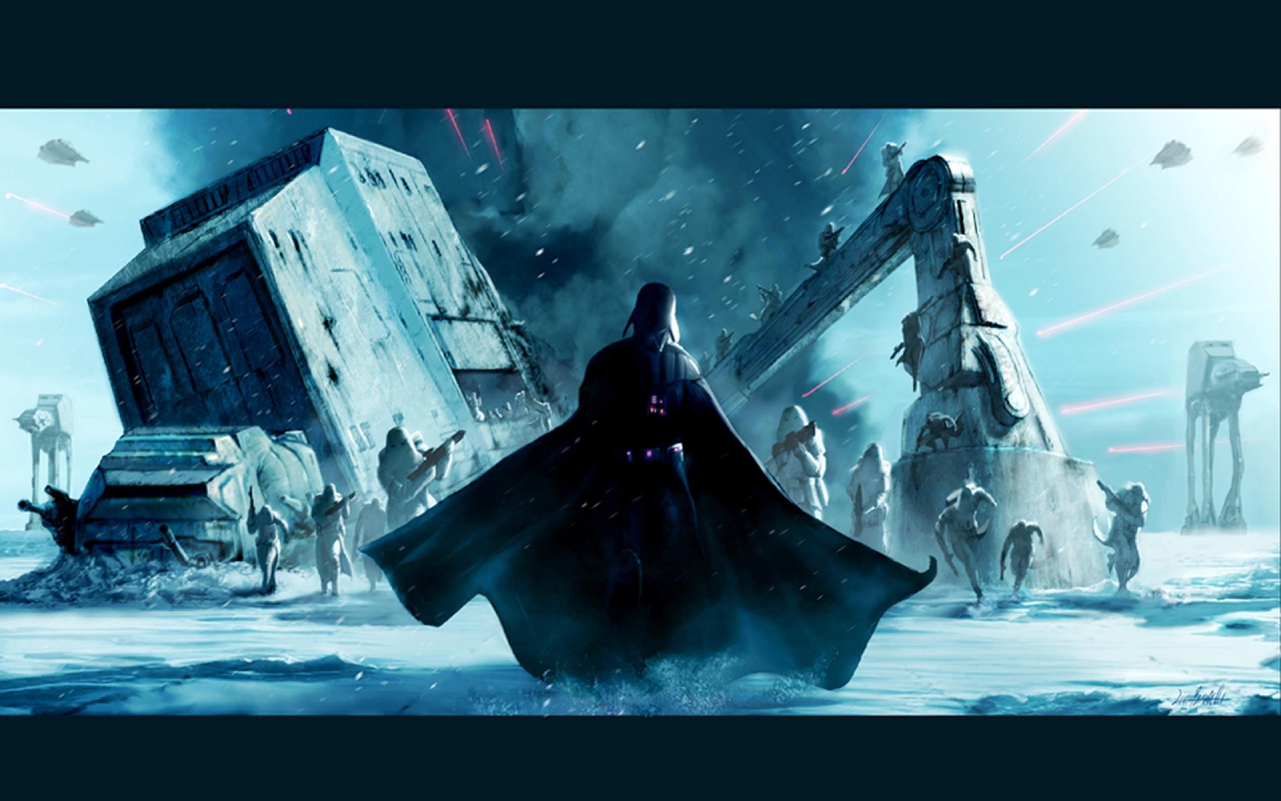 49 High Res Star Wars Wallpaper On Wallpapersafari