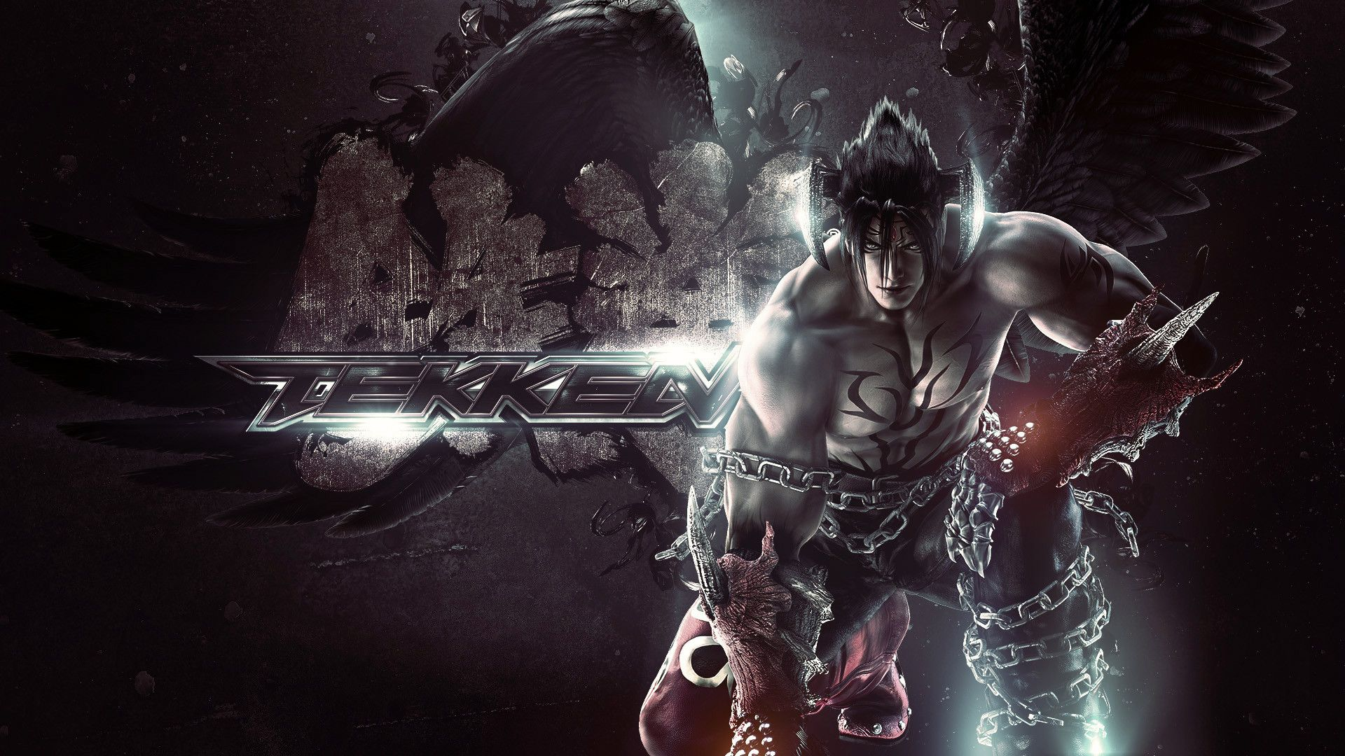 Tekken 6 Devil Jin wallpaper 1920x1080
