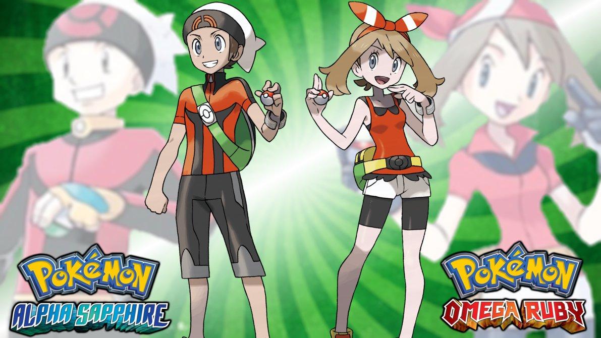 Pokemon Omega Ruby Wallpaper - WallpaperSafari
