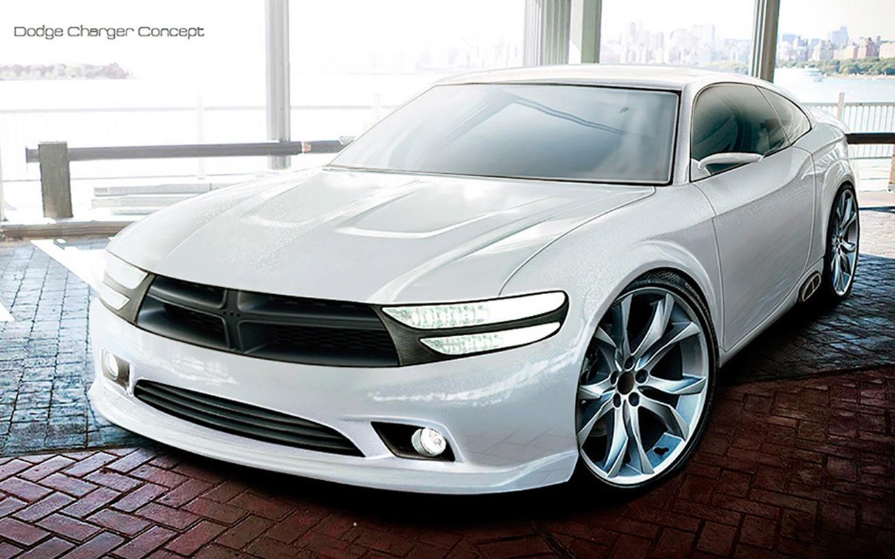 2014 Dodge Ram Charger Concept.html | Autos Post