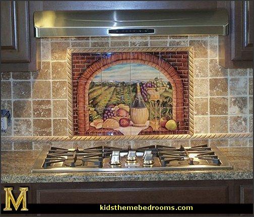 Themed Kitchen Accessories Grape Decor