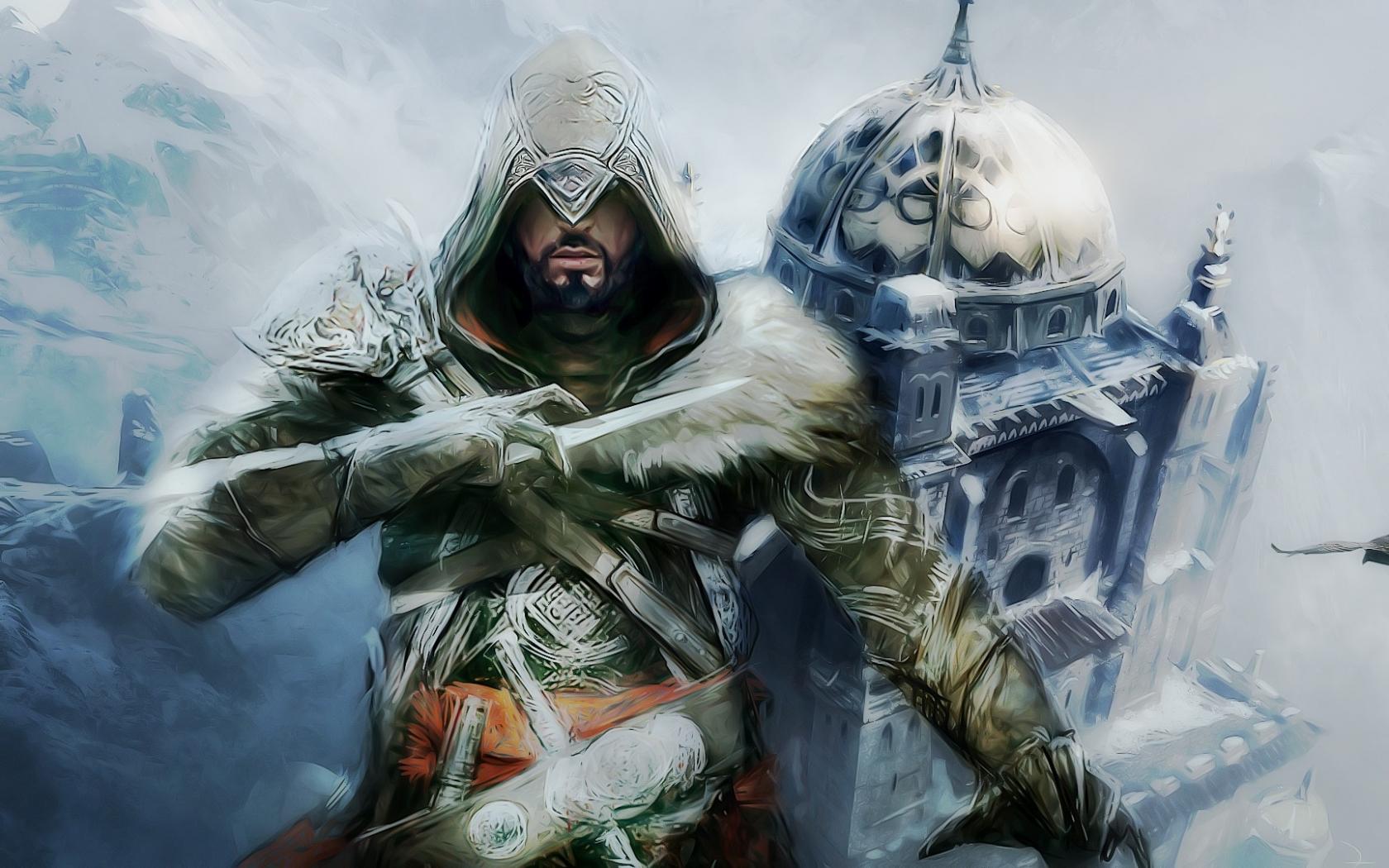 Assassins Creed Revelations   The Assassins Wallpaper 32617553 1680x1050