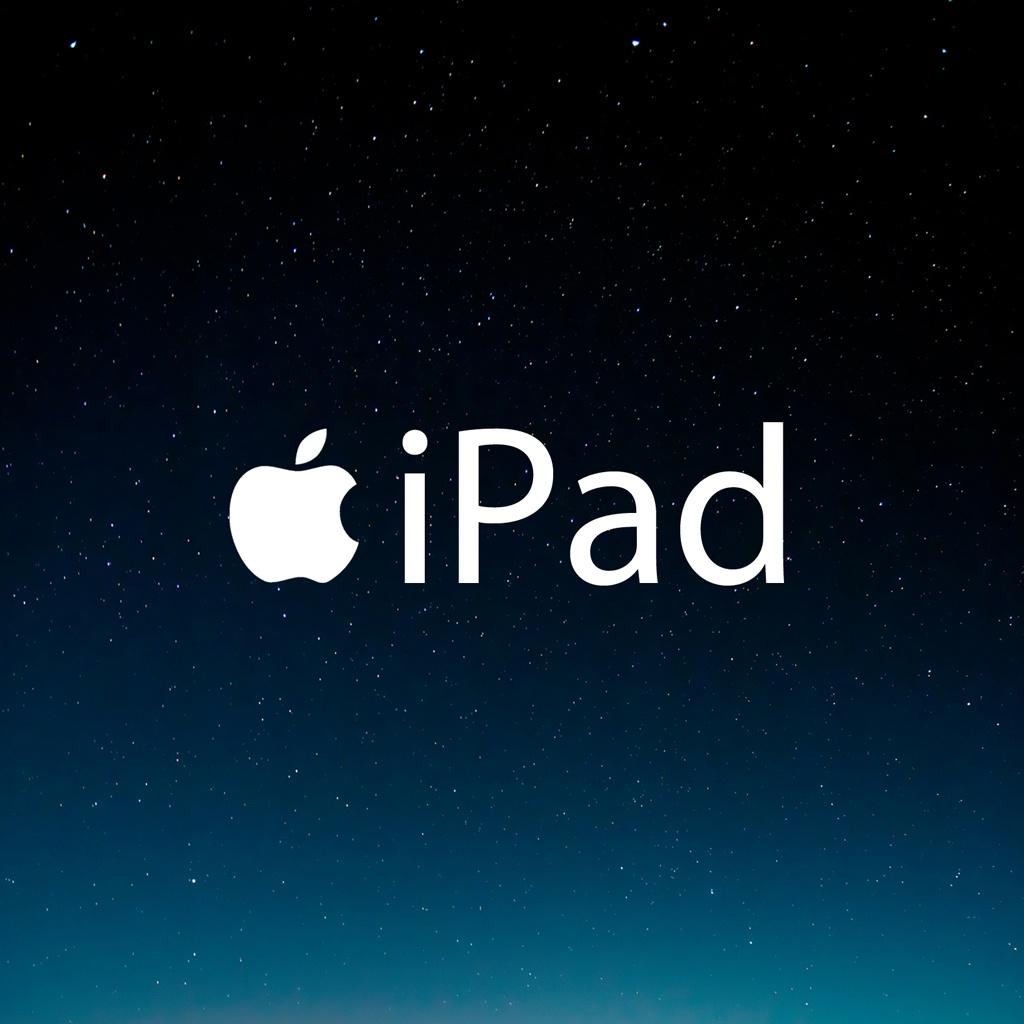iPad Wallpapers Apple logo text   Apple iPad iPad 2 iPad mini 1024x1024