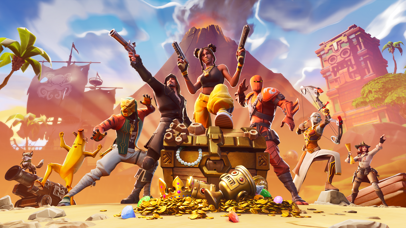Everything you need to know about the Fortnite Season 8 Battle 1366x768