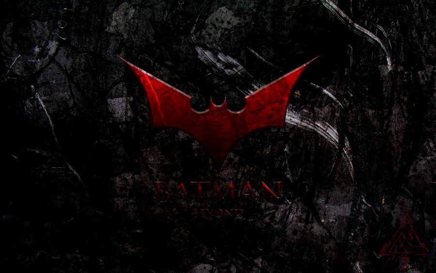 Batman Beyond Wallpaper HD - WallpaperSafari  Batman Beyond Logo Wallpaper Hd
