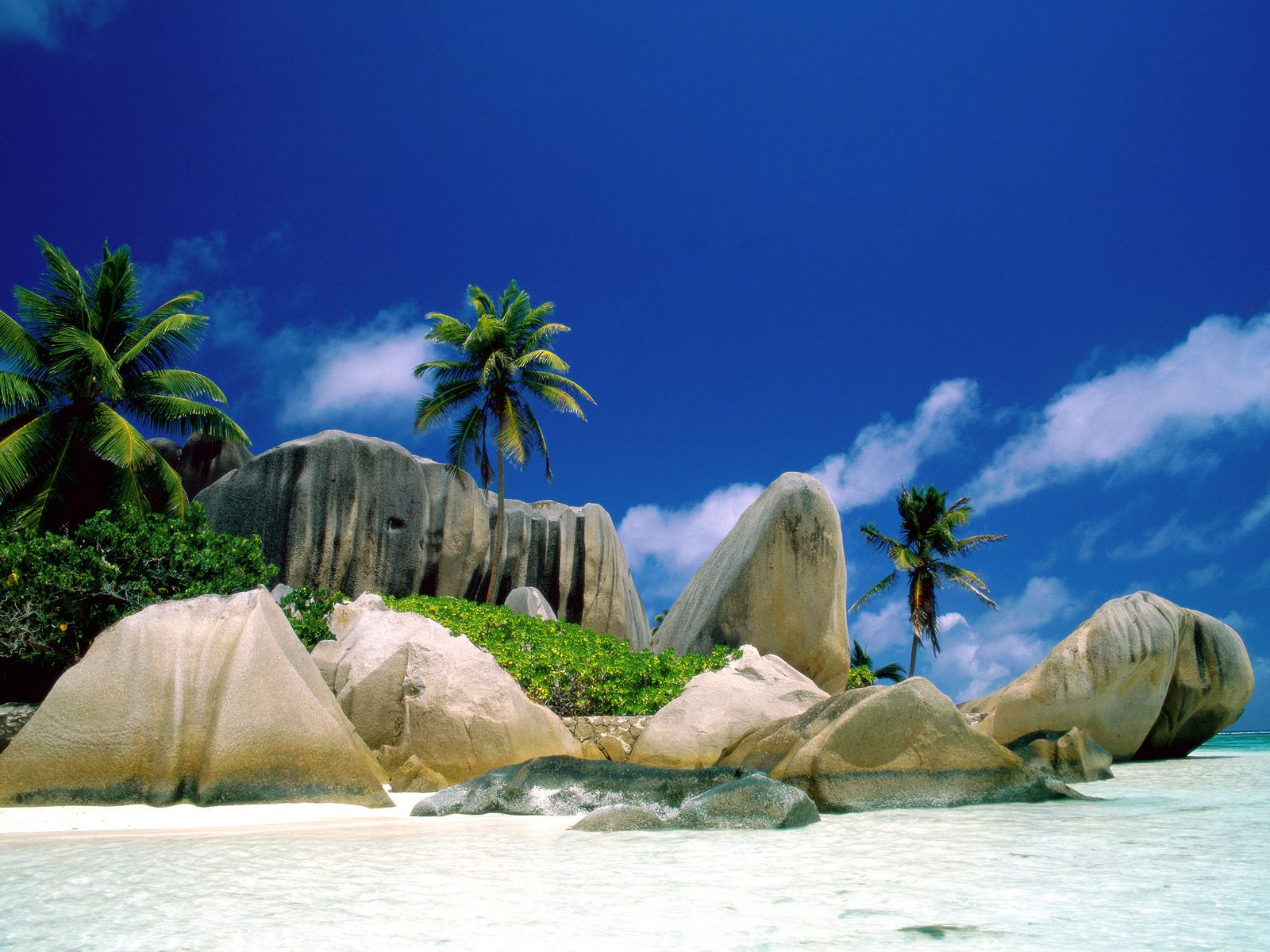 La Digue Islands Wallpapers HD Wallpapers 1600x1200