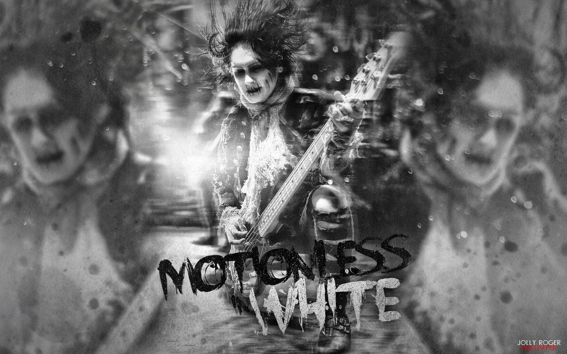 Motionless In White Wallpapers 1131x707