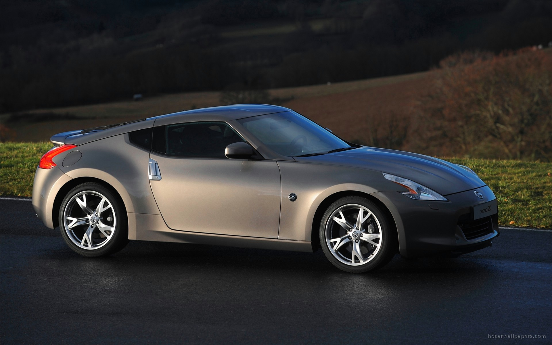 Nissan 370Z New Wallpaper HD Car Wallpapers 1920x1200