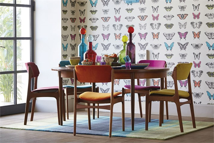 Amazilia Wallpapers Harlequin   Designer Wallpapers 715x480
