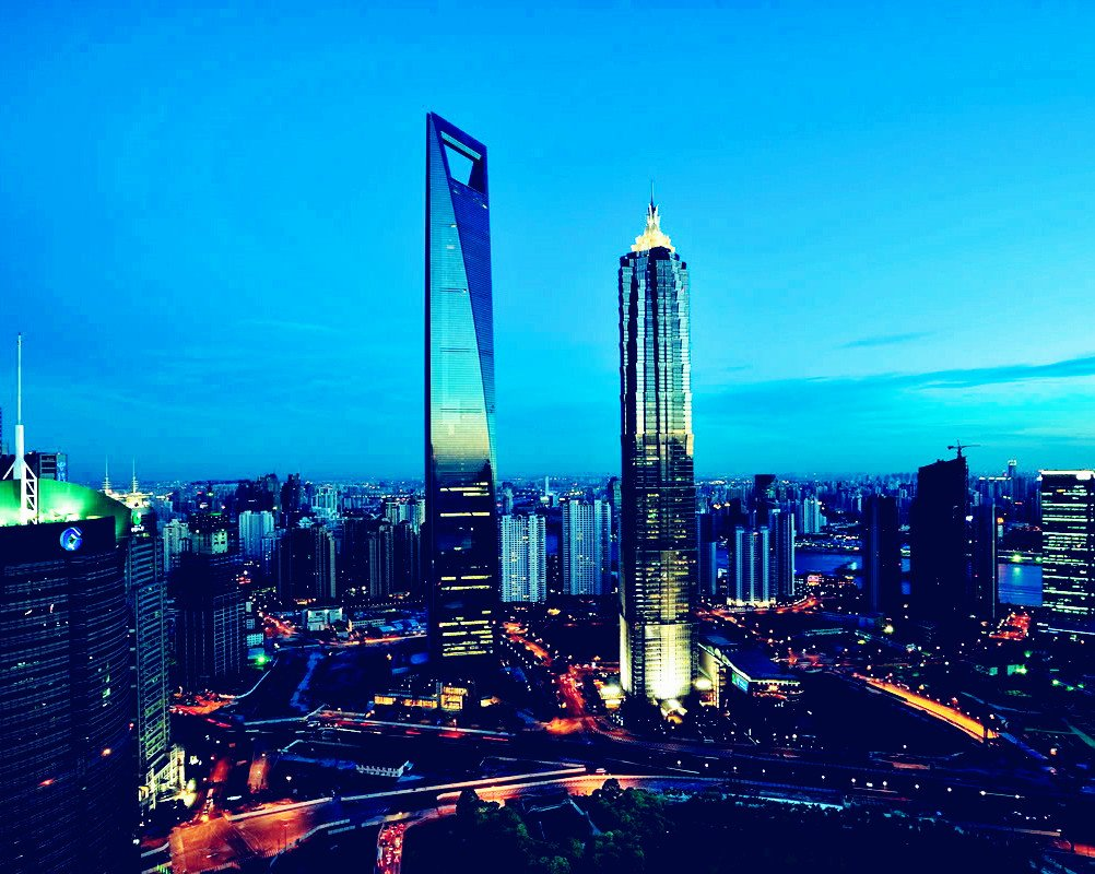 Shanghai World Financial Center Wallpapers Just Good Vibe 1002x800
