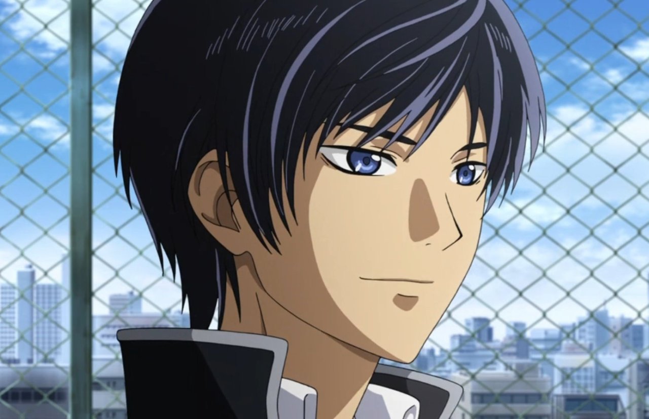 Welcome to only Code Breaker Wallpapers Rei Ogami 1280x828