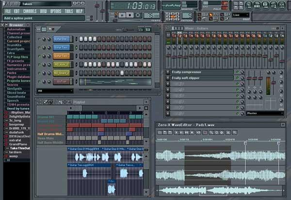 fl studio free download for pc softonic