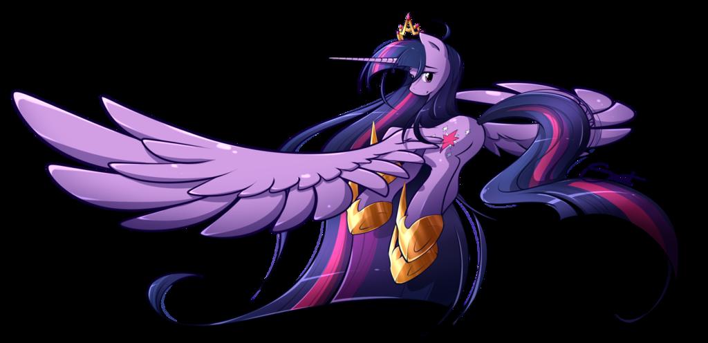 Princess Twilight Sparkle by secret pony 1024x496