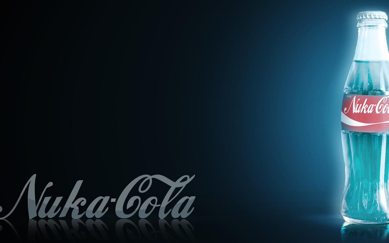 Free Download Nuka Cola Wallpaper Forwallpapercom 1280x800 For