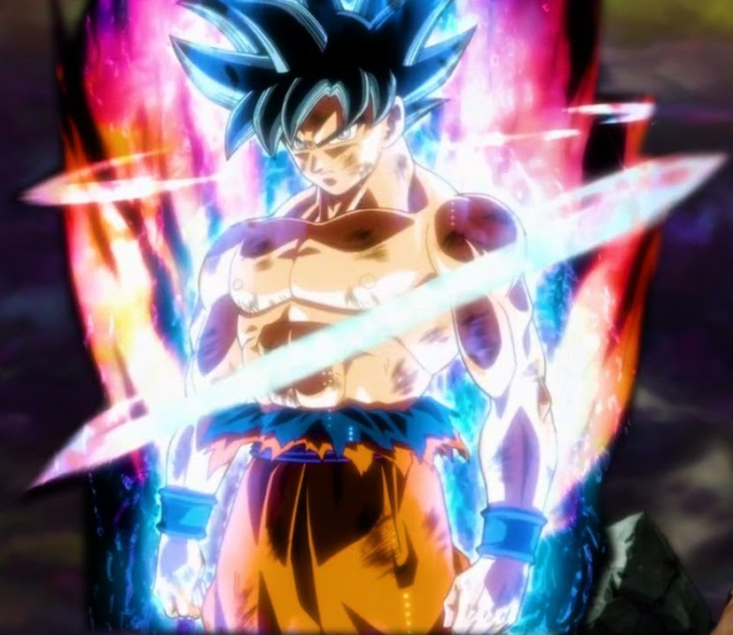 Image   Ultra Instinct Gokujpeg Superpower Wiki 827x717