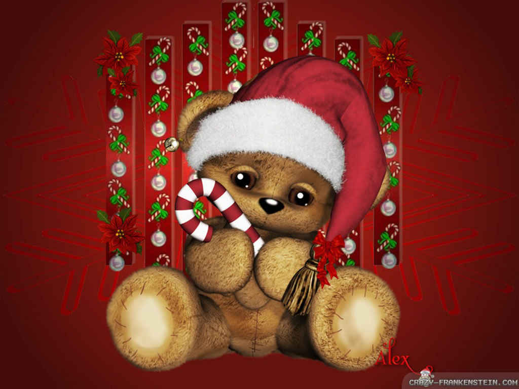 77 Cute Christmas Wallpapers Free On Wallpapersafari