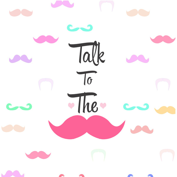 cute mustache wallpapers wallpapersafari