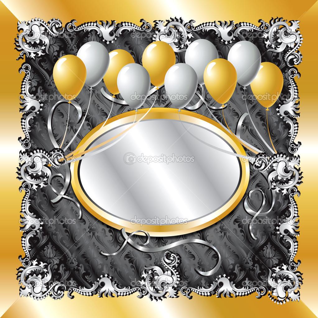 silver and gold wallpaper   wallpapersafari