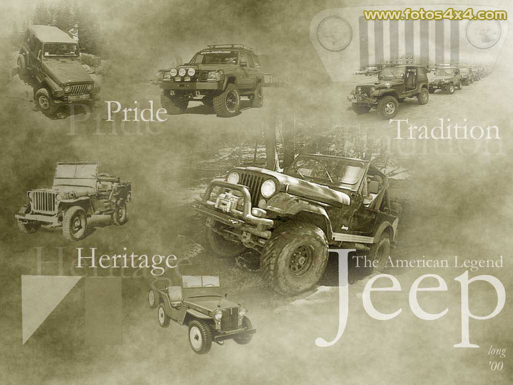 Fondos de pantalla JEEP fondos de jeeps wallpapers de jeeps willys 1024x768