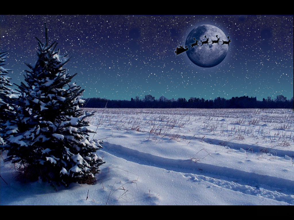 Christmas Wallpaper christmas wallpapers and screensavers 1024x768