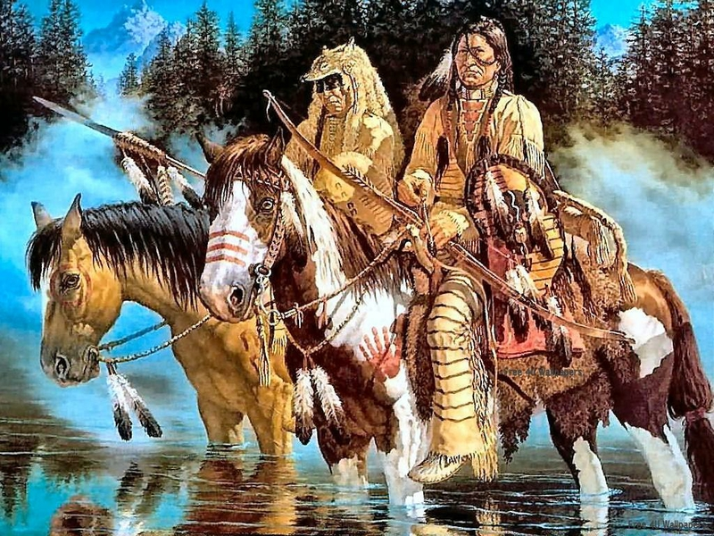 Indians Native American Indians People Other HD Desktop Wallpaper 800x600