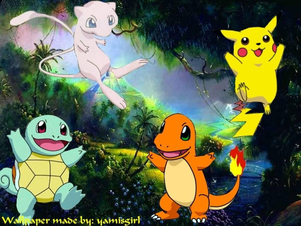 Free Download Cute Pokemon Wallpaper Pokemon Wallpaper