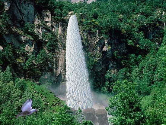 Waterfallwallpaperswithsound 550x416
