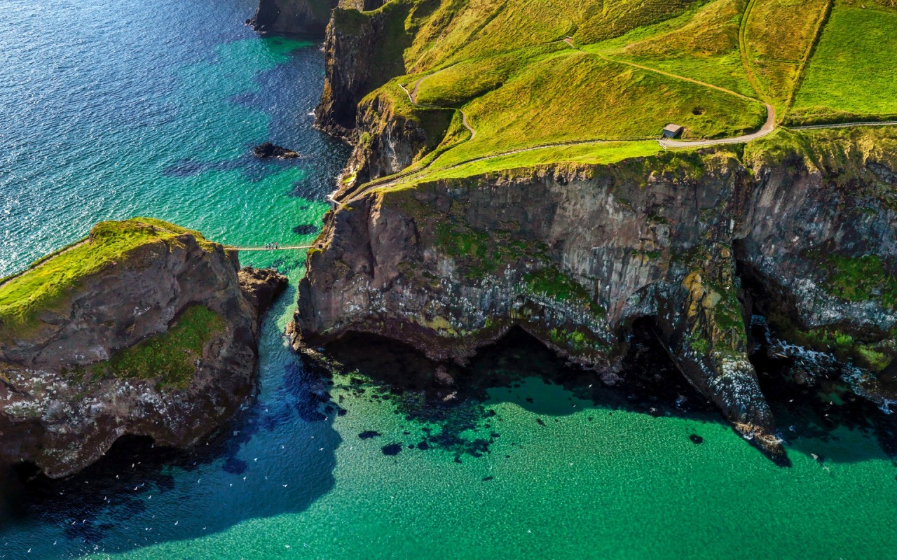 Carrick A Rede NorthernIreland wallpapers Carrick A Rede 1280x800