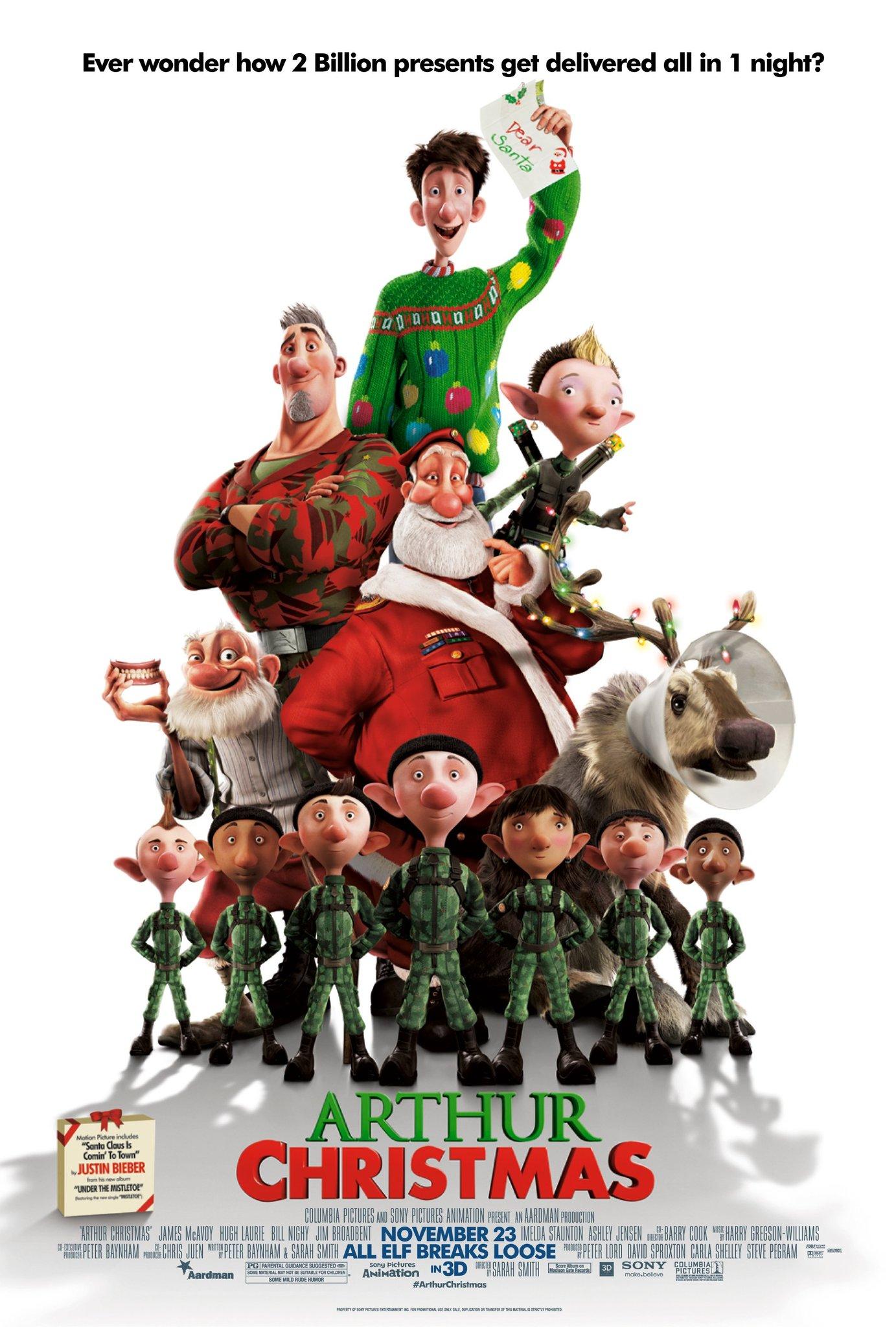 Arthur Christmas 2011   Photo Gallery   IMDb 1383x2048