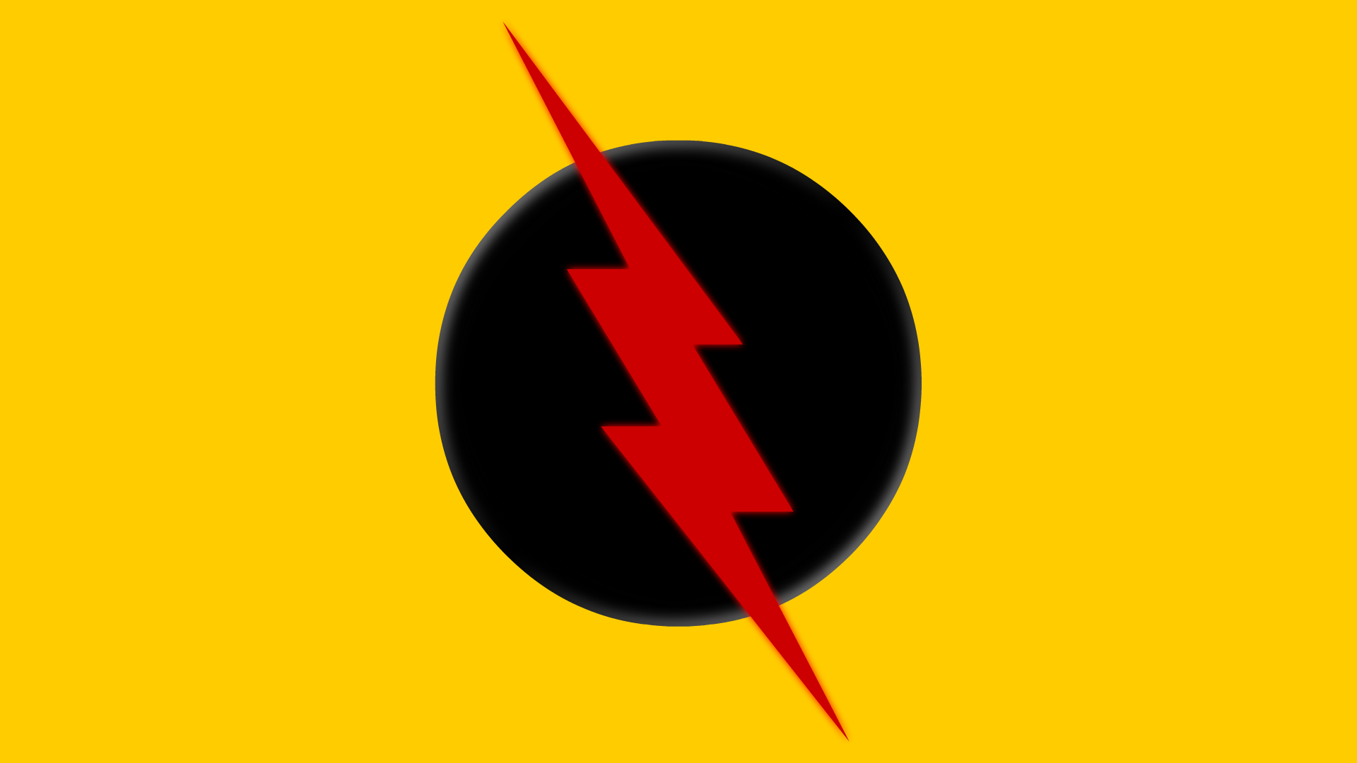 Reverse Flash Symbol by Yurtigo 1920x1080