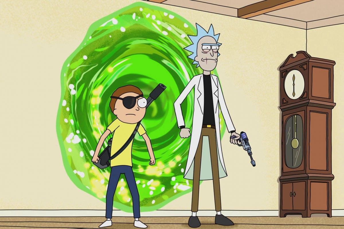 Free download Rick and Morty Season 3 Episode 7 Reveal Evil