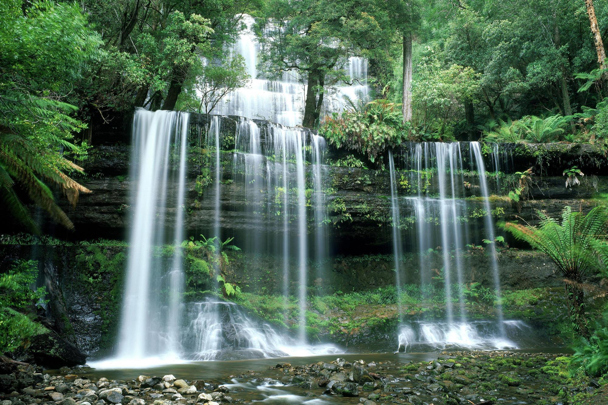 Most Beautiful Waterfalls HD Wallpapers 2000x1333