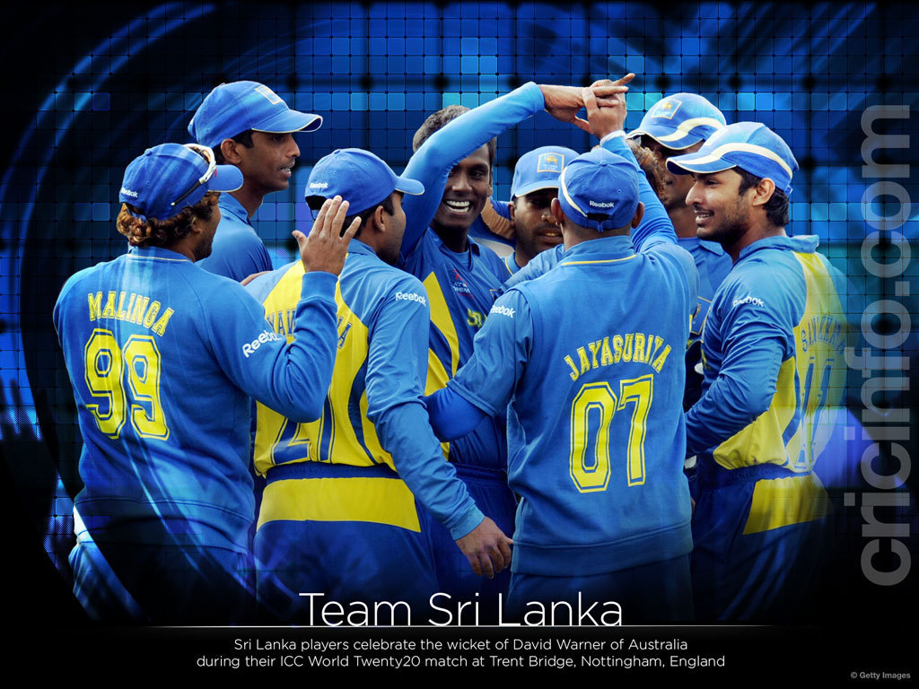 Sri Lankan Team   Sri Lanka Cricket Wallpaper 22499417 1024x768