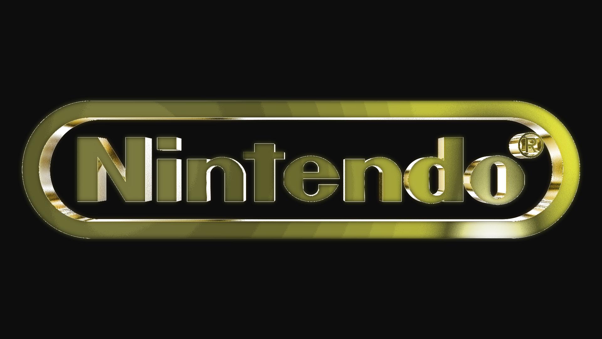 Nintendo logo HD by PortableNetworkGraph 1920x1080