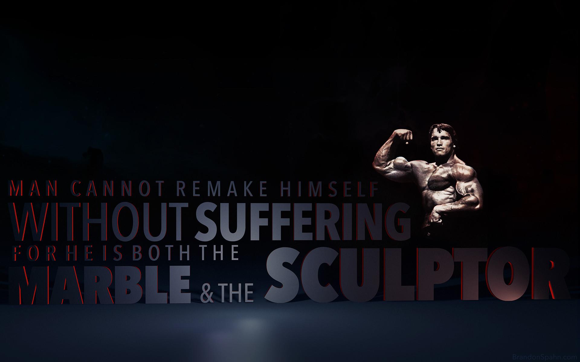 Arnold Motivational Wallpapers - WallpaperSafari