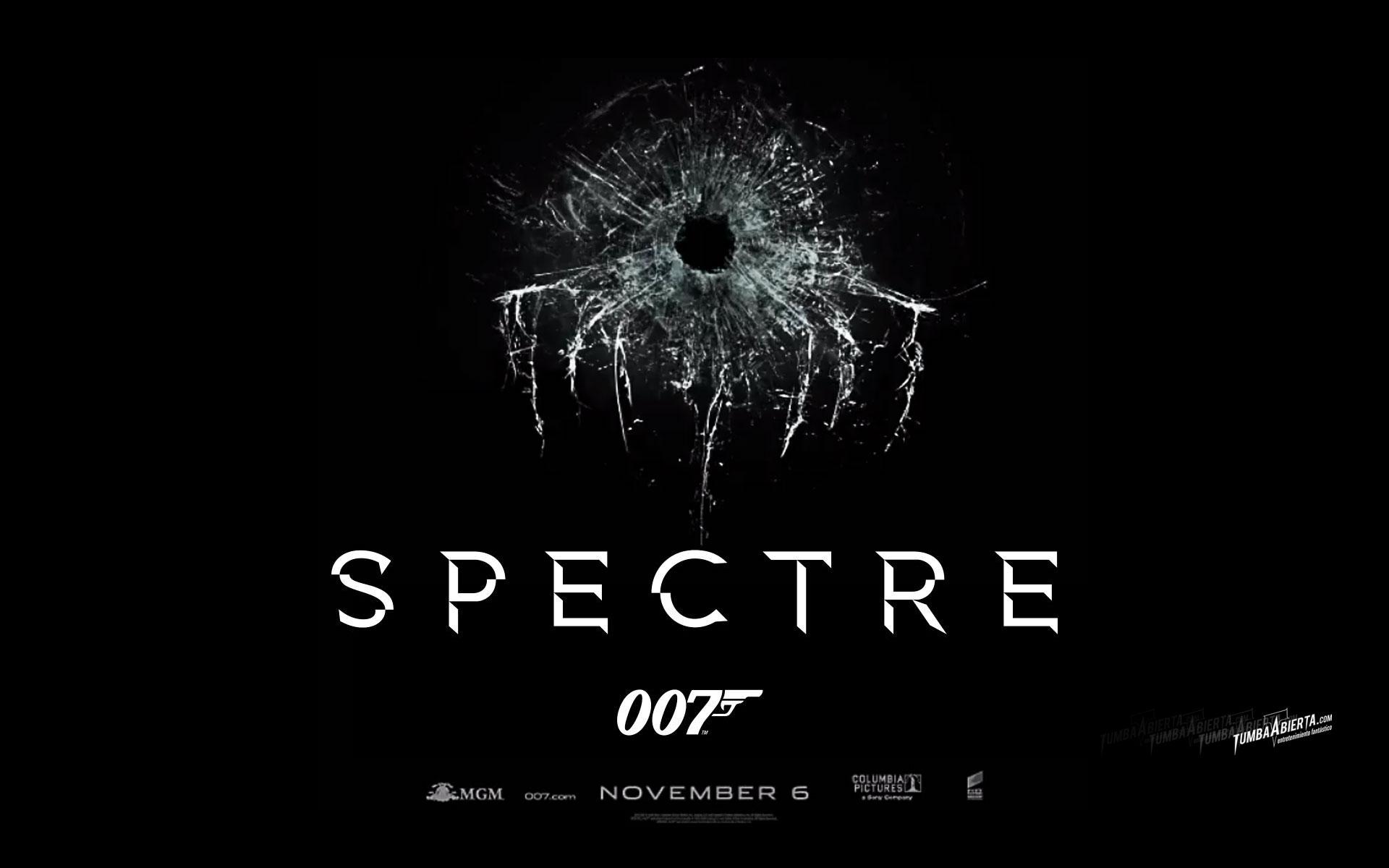 Spectre 007 Wallpaper on WallpaperSafari