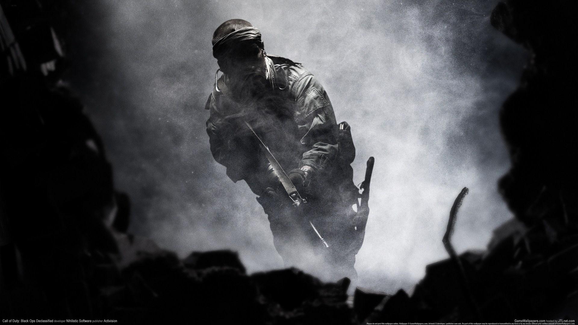 Wallpaper Call of Duty Black Ops Declassified 1920x1080 Full HD 1920x1080