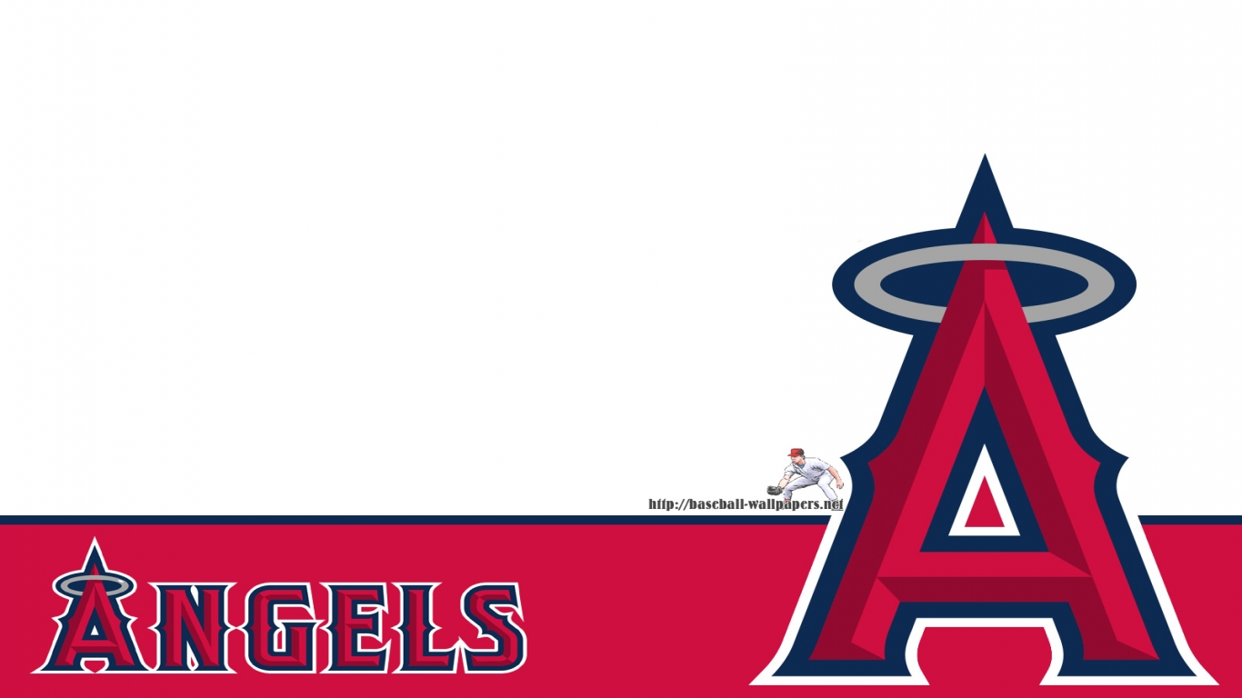 Angeles Angels of Anaheim wallpapers Los Angeles Angels of Anaheim 1366x768