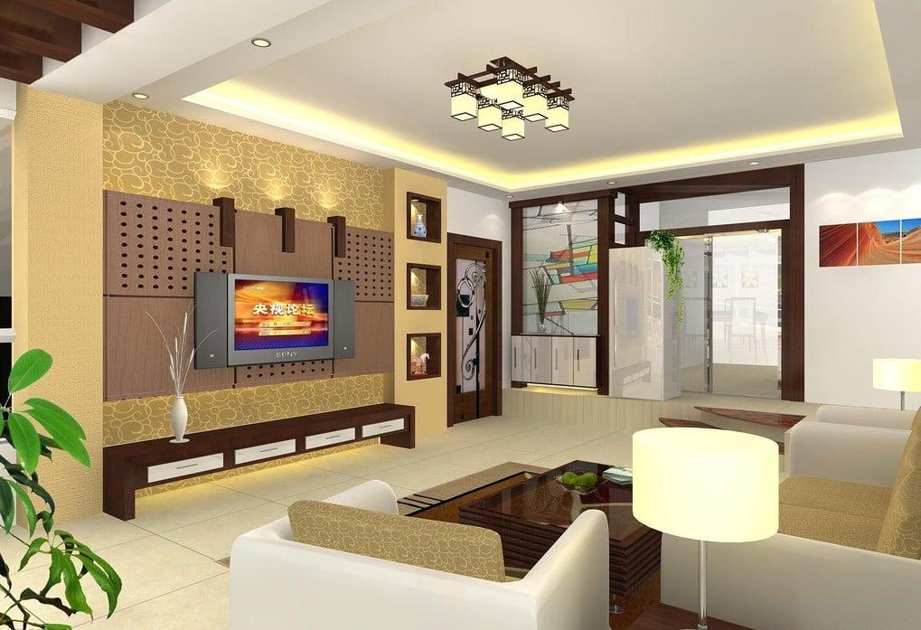 Room wallpaper malaysia wallpapersafari for Living room ideas malaysia