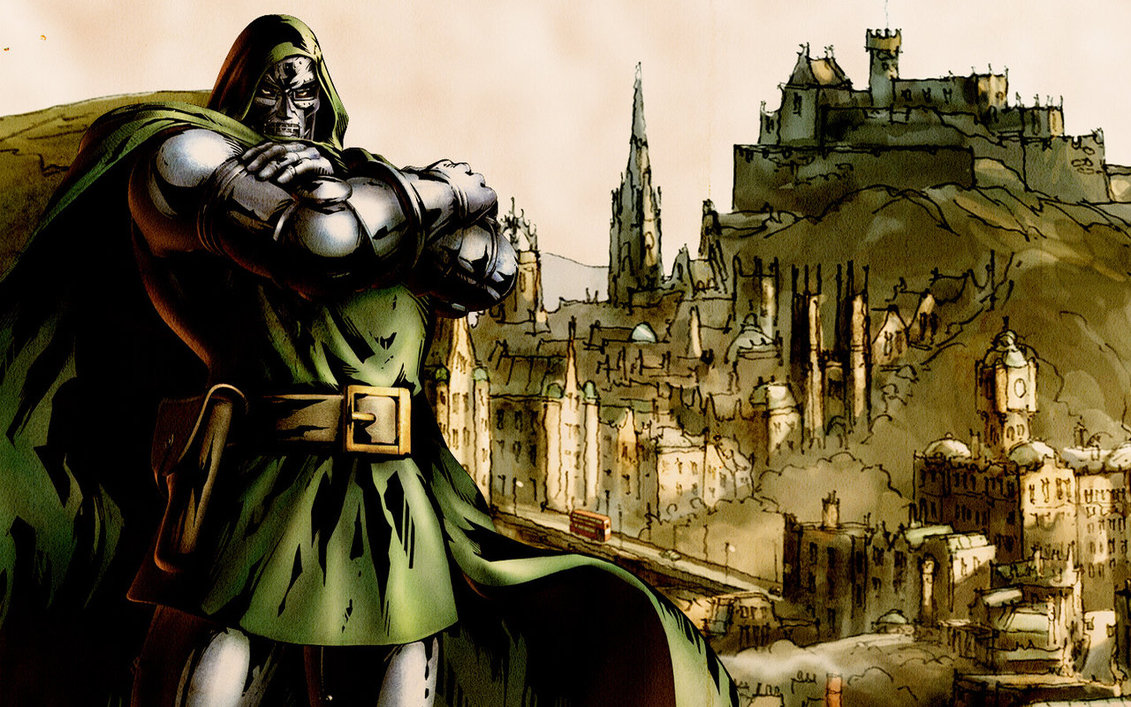 Dr Doom Wallpaper HD - WallpaperSafari