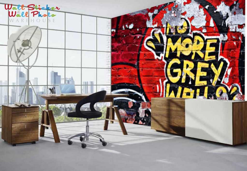 Graffiti Photo Wallpaper Wall Mural 126 Ebay 3583 Art Graffiti 1022x709