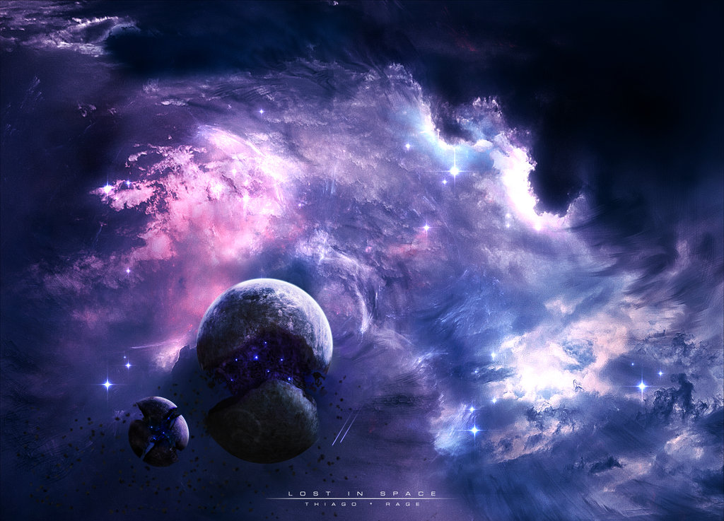 30 High Quality Space Wallpapers | TutorArt | Graphic Design ...