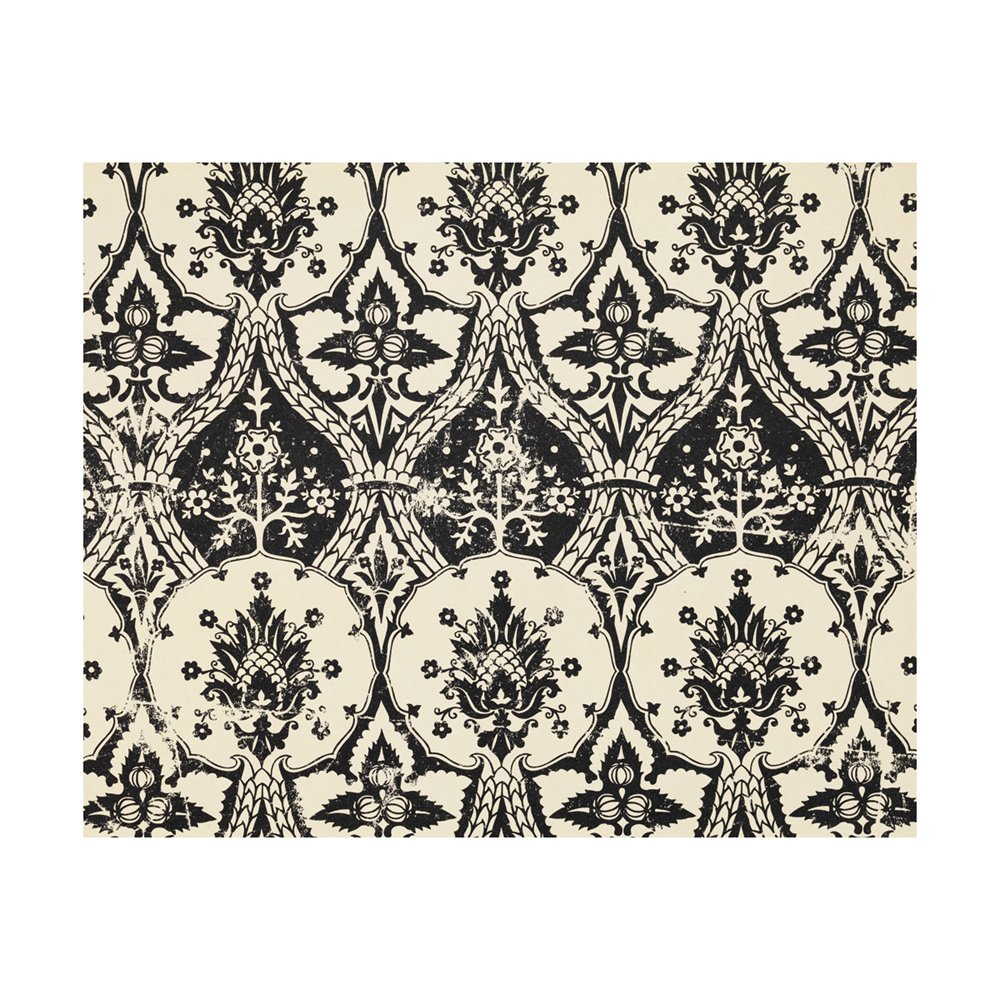 Grunge Damask Removable Full Wall Wallpaper Mural Lowes Canada 1000x1000
