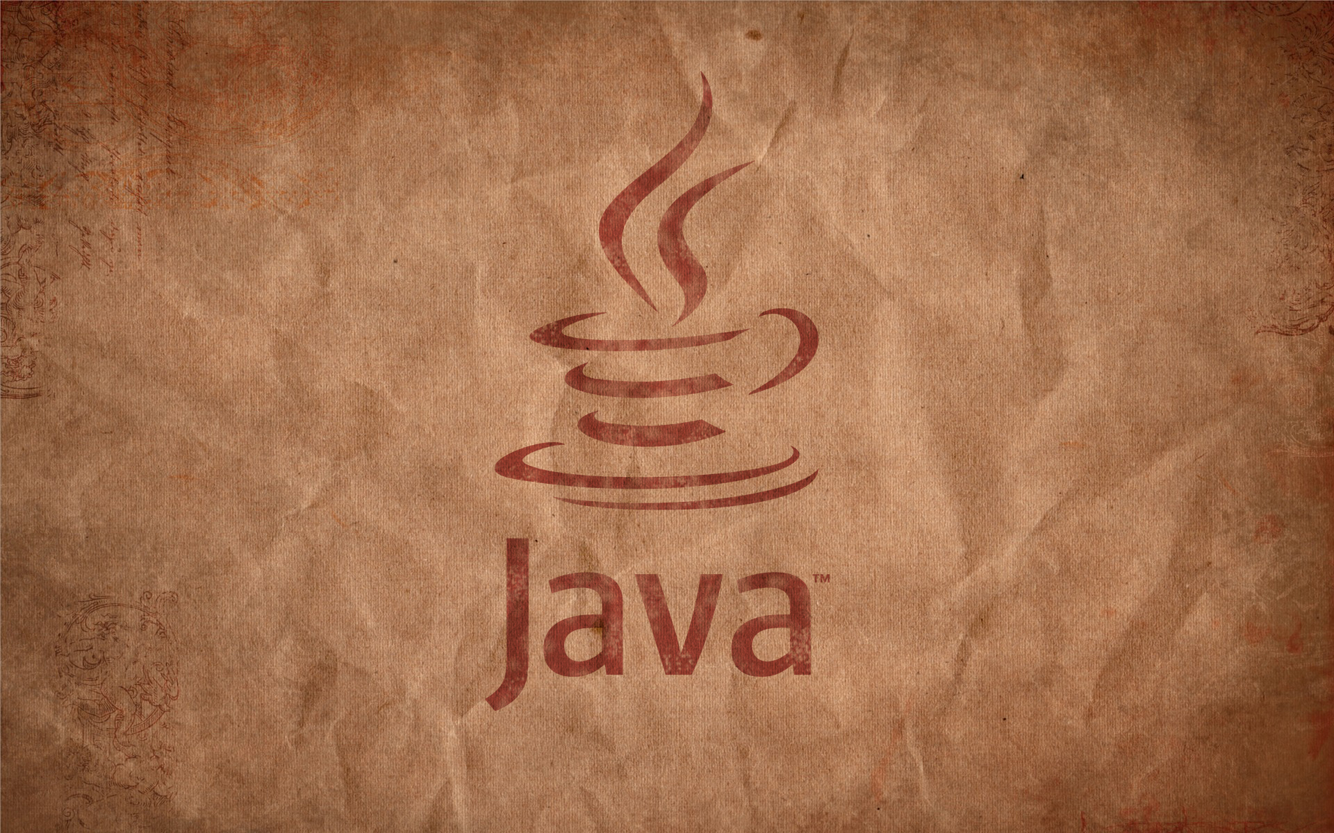 Wallpaper java logo programming cup of coffee wallpapers hi tech 1920x1200